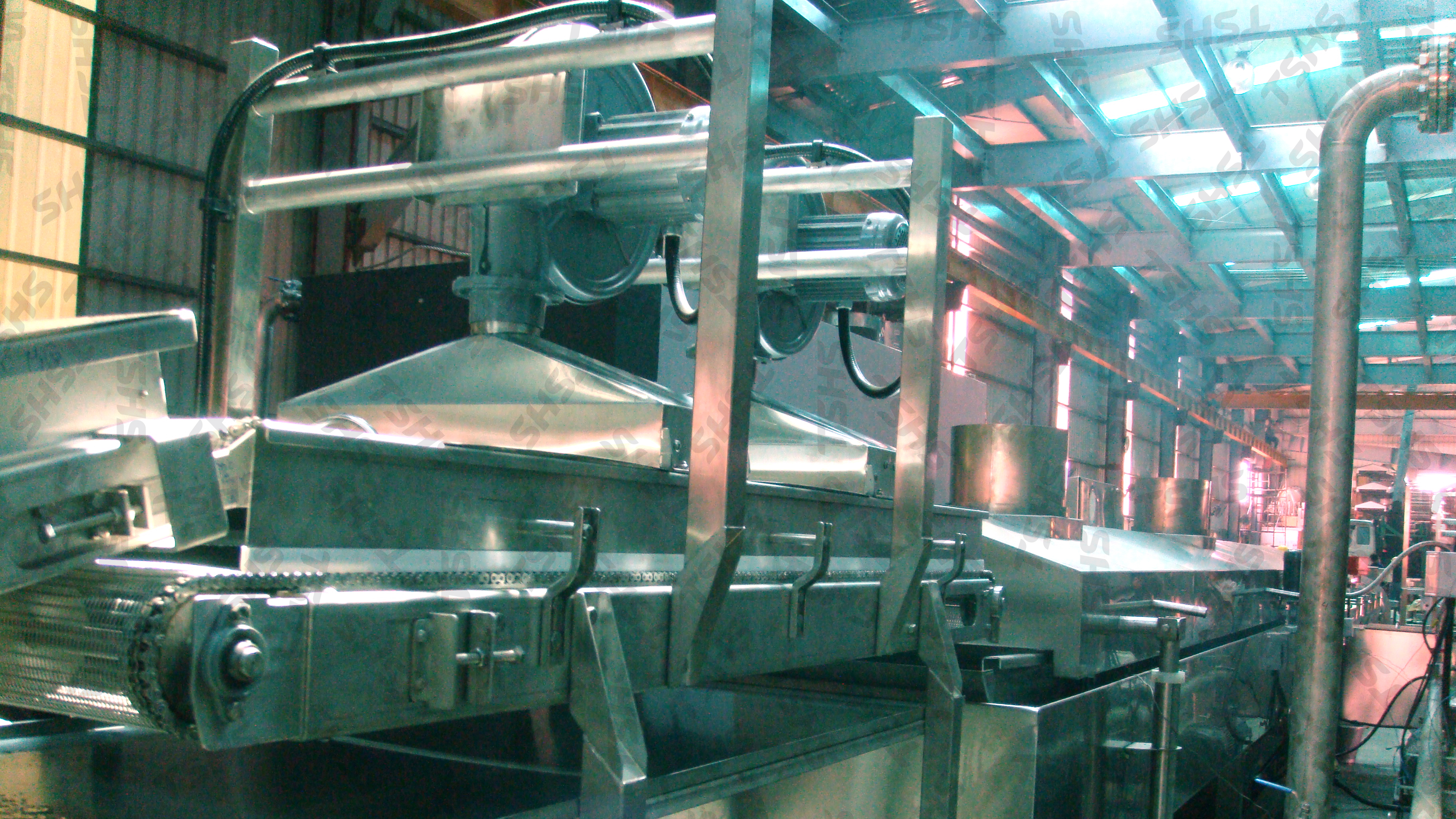 Potato Chips Production Line-Drying Conveyor