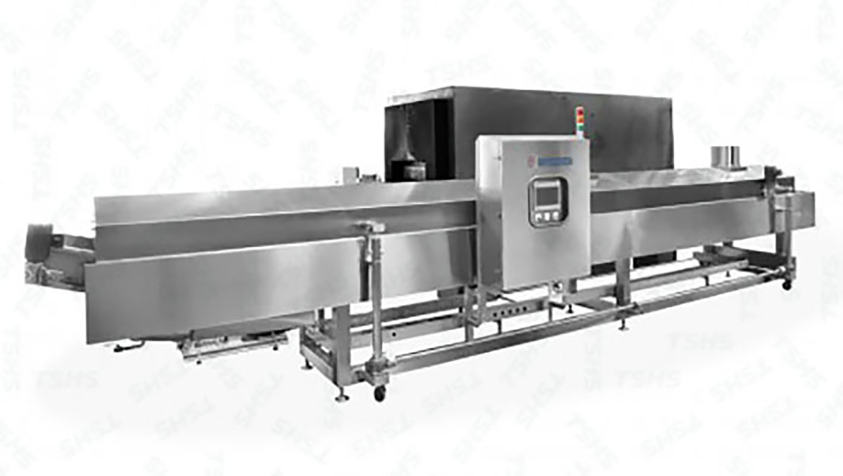 potato_chips_production_line-Continuous Oil Fryer